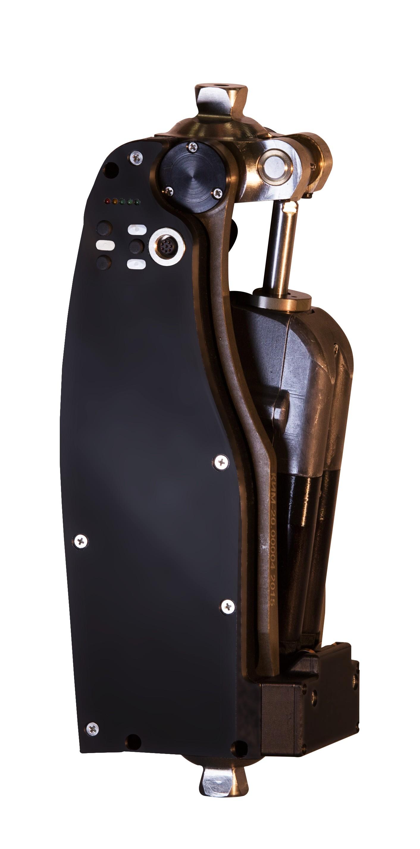 Бионический модуль колена КИМ-20