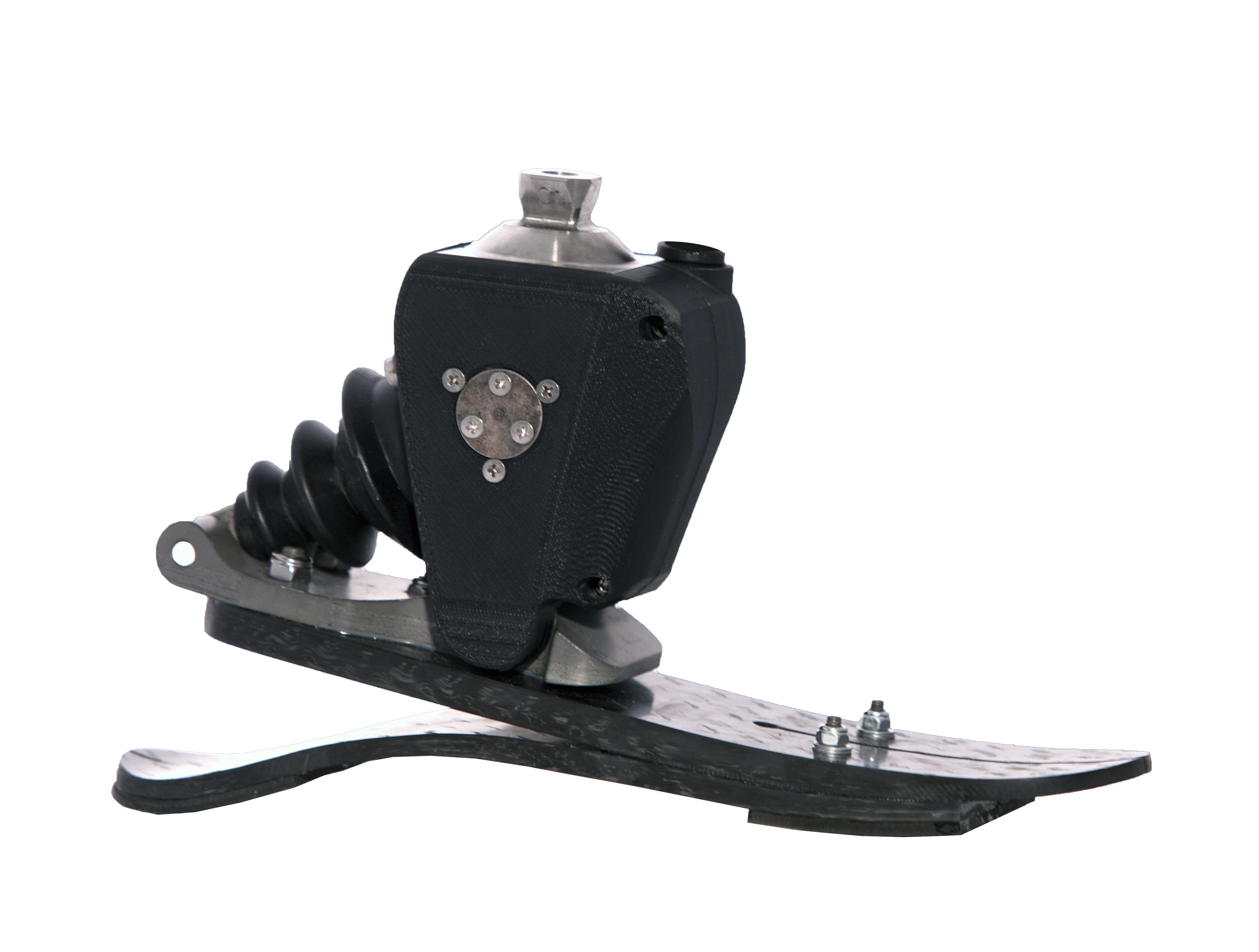 КИМ-10 - Бионический роботизированный модуль стопы